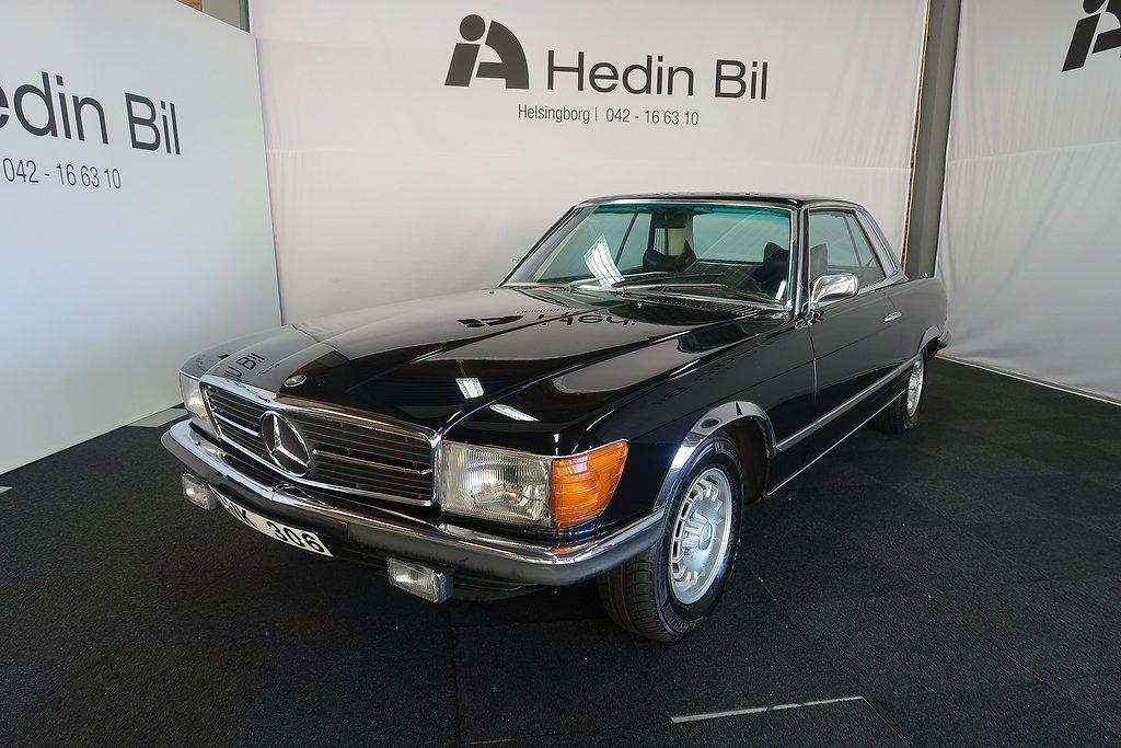 Mercedes-Benz 450 SLC Automat 225hk-1975