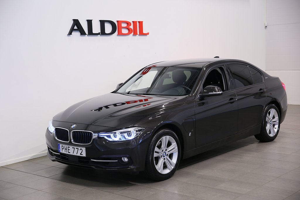BMW 330 e 252hk Plug-In-Hybrid iPerformance