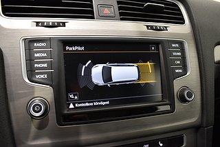 VW Golf VII 1.4 TSI Multifuel Sportscombi (125hk) Style