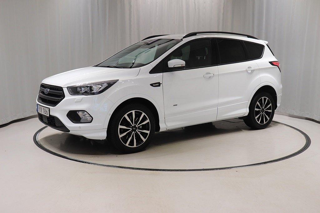 Ford Kuga 2.0 TDCI AWD Aut ST-Line 180hk *Värmare*Keyless*