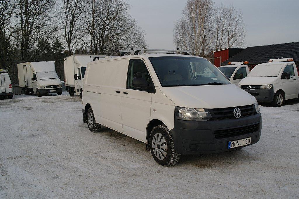Volkswagen Transporter 4Motion VerkstadsInredd