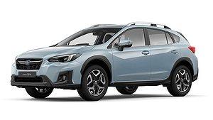 Subaru XV kommer till Sverige