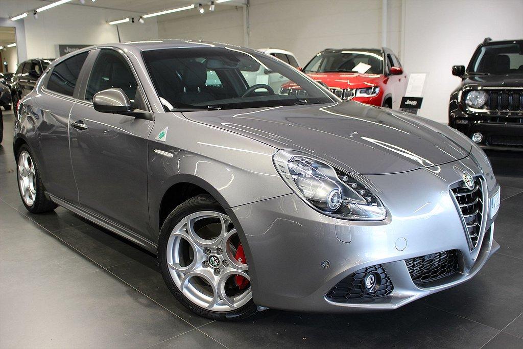 Alfa Romeo Giulietta Quadrifoglio 1.75 TBi TCT 240hk - BOSE Ljudsystem