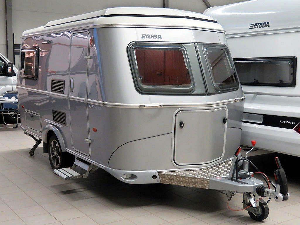 Eriba Touring Triton 420, Ny!
