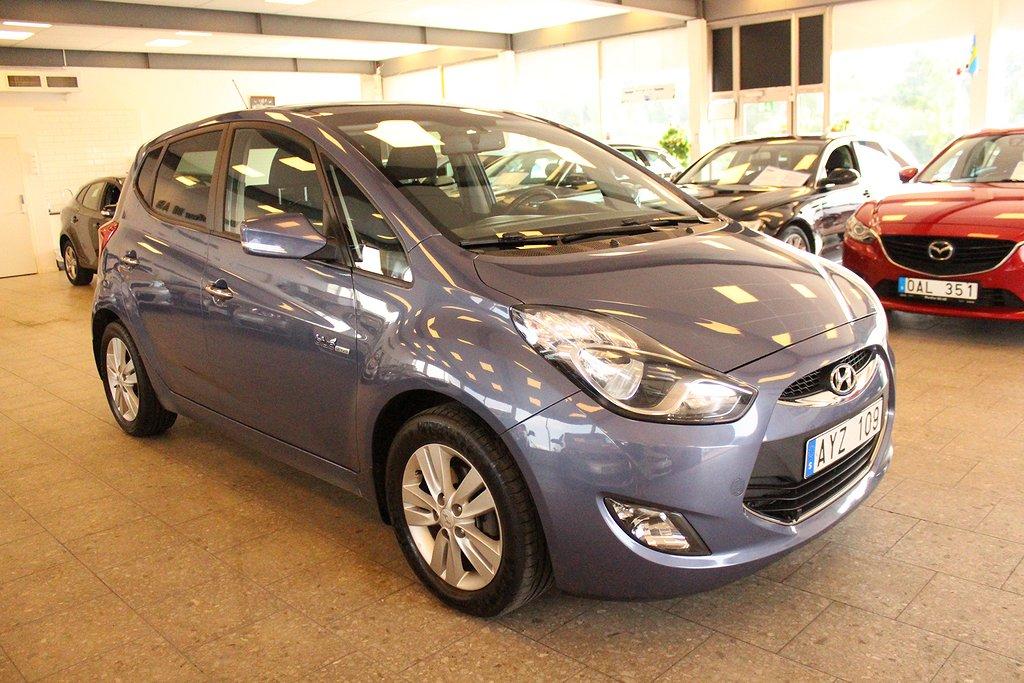 Hyundai ix20 1.6 CRDi 116hk
