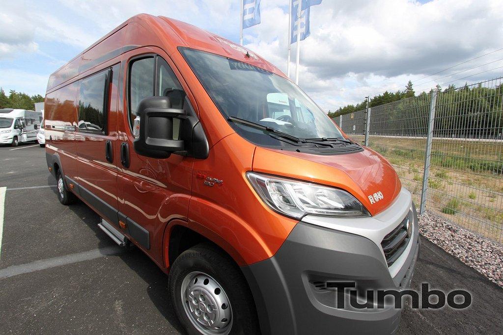 Road Car R 640 130hk, Batic orange metallic