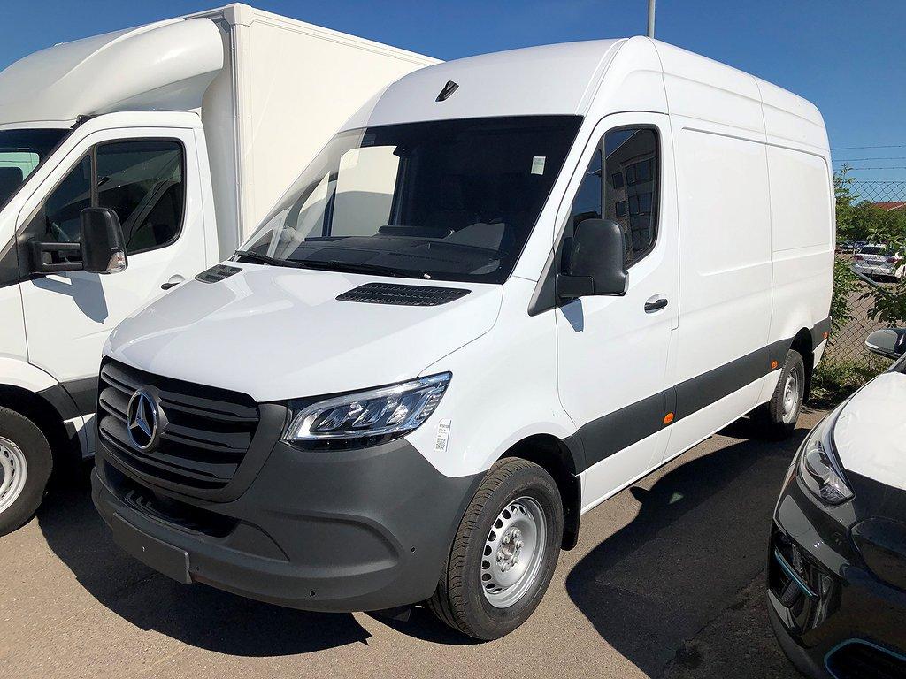 Mercedes-Benz Sprinter 317 CDI Skåp 10,5m3 9G-Tronic  170hk