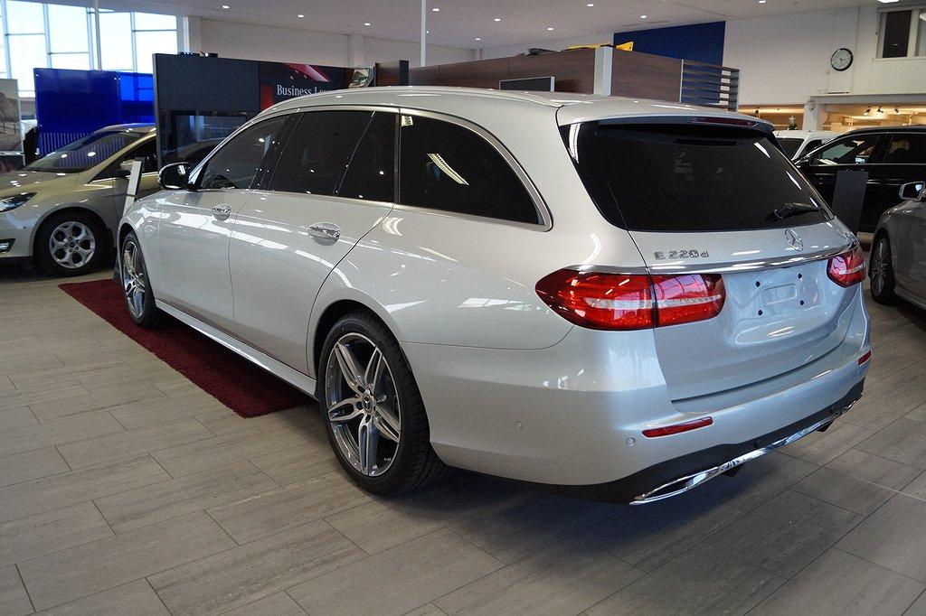 Mercedes-Benz E 220 d 4MATIC Kombi Premiumpaket Plus