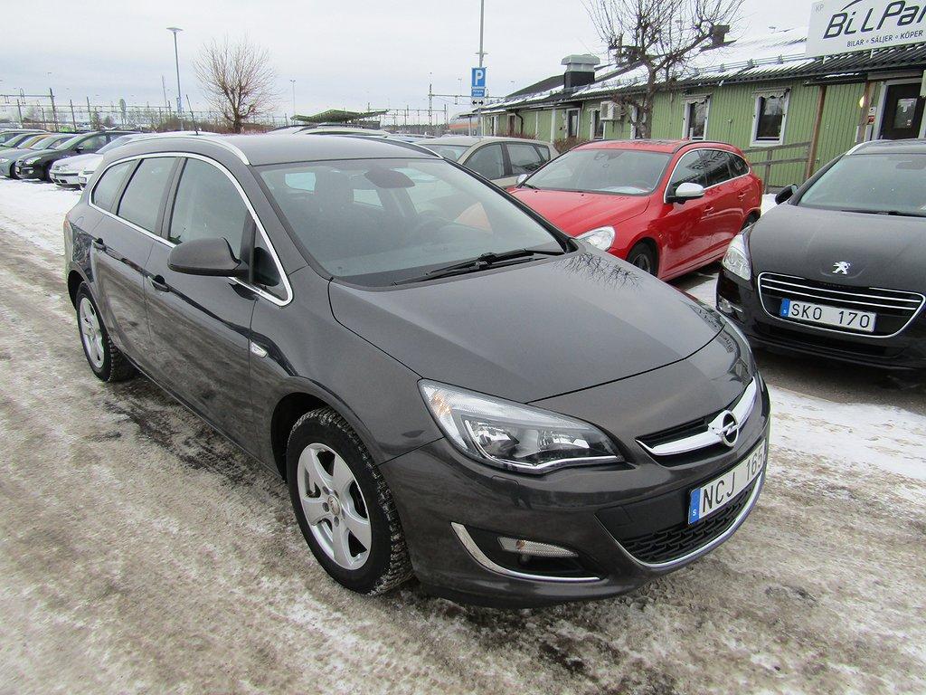 Opel Astra Sports Tourer 1.7 CDTI 110hk Drag / M&K värmare