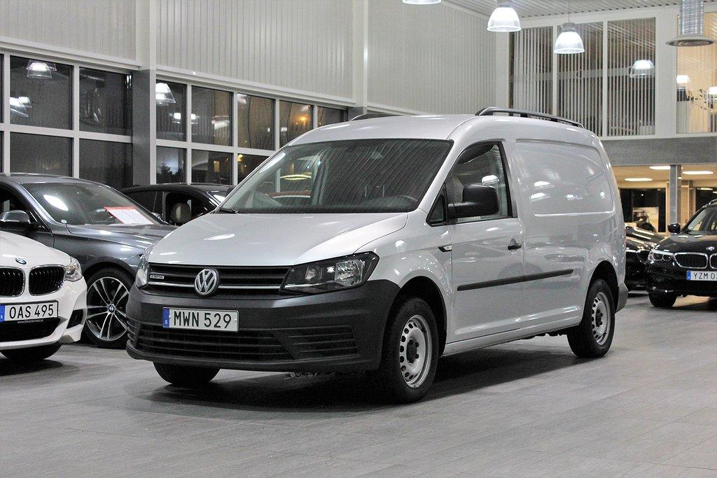 Volkswagen Caddy Maxi 1.4 TGI 110hk CNG Euro 6