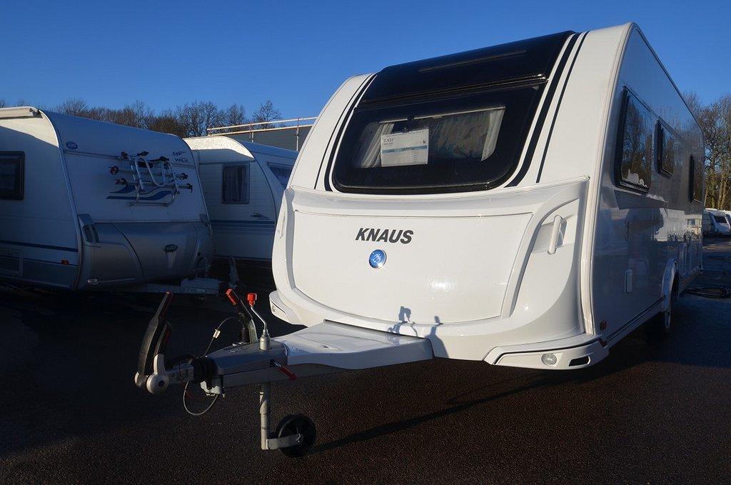 Knaus Scandinavian Selection 590 UK Barnkammare