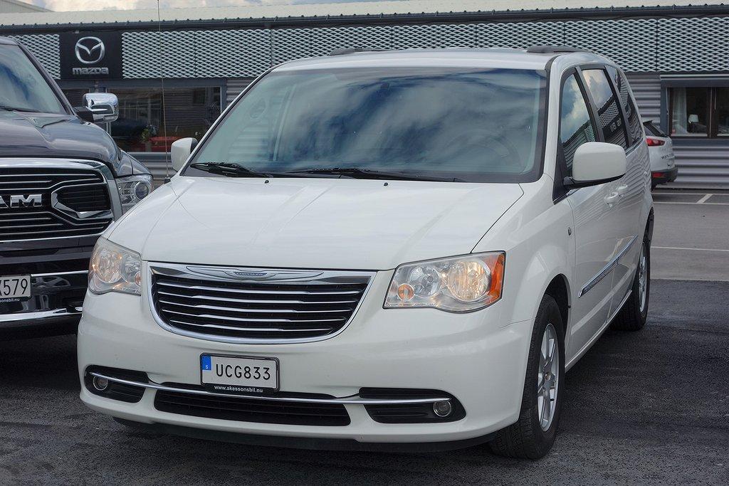 Chrysler Voyager Stow & Go