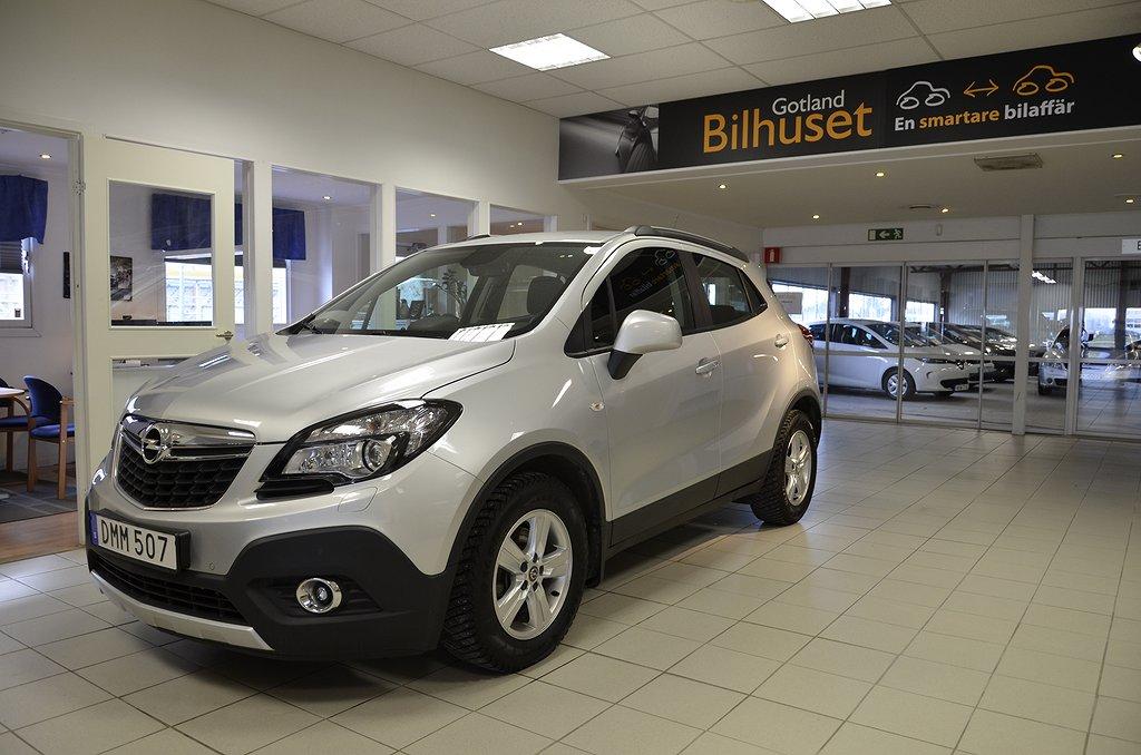 Opel Mokka 1.4 Turbo Komfort Plus Euro 6
