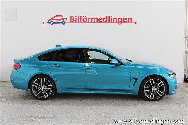 BMW 420 d Gran Coupé190hk M-Sport Connected Drive