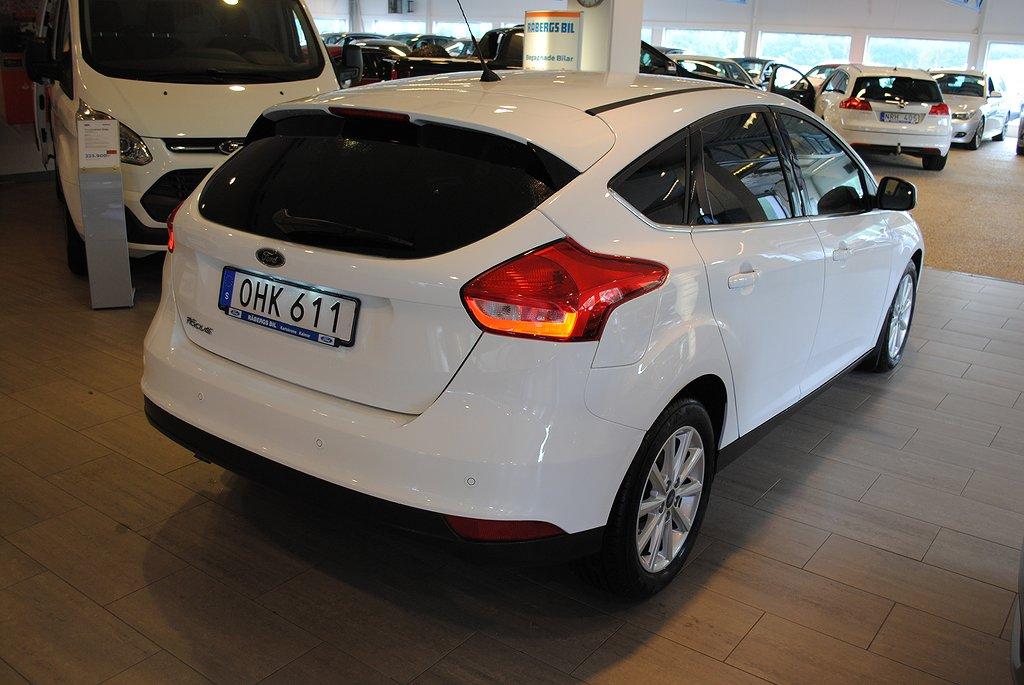 Ford Focus 1.5 TDCi 120hk Titanium *Skattefri*