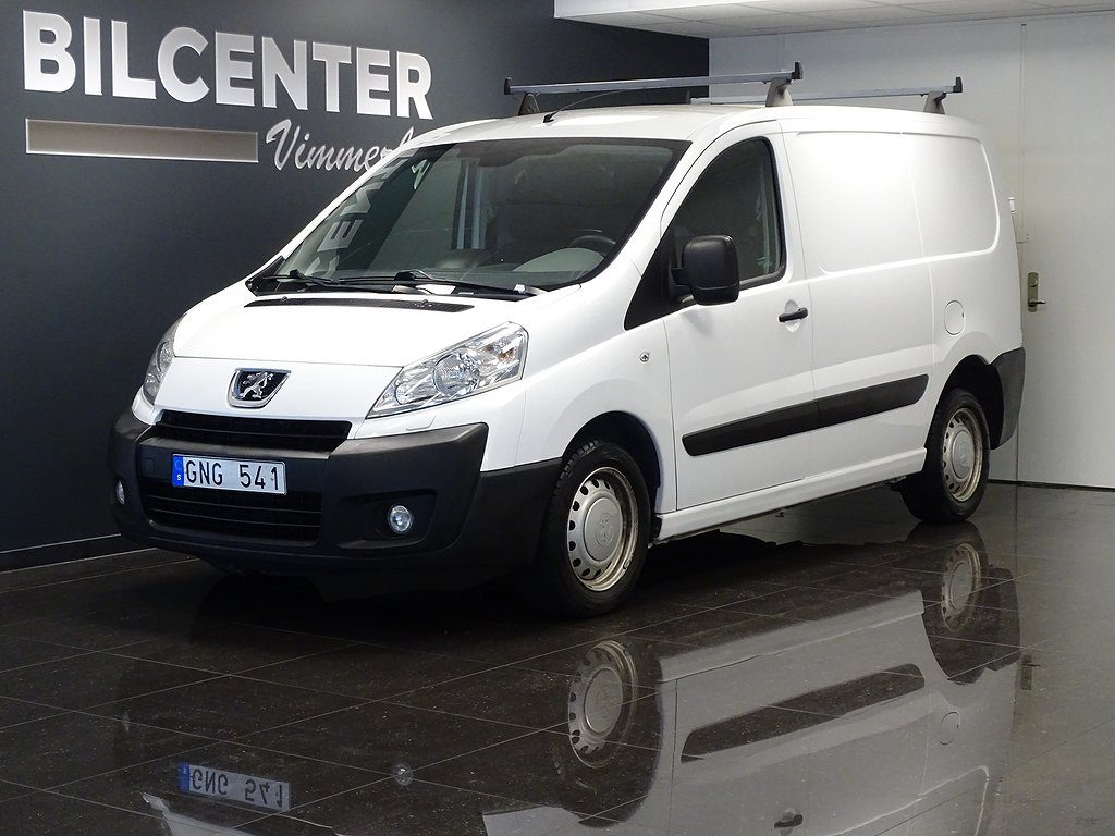 Peugeot Expert 2.0 HDI SKÅP DRAG NYBES