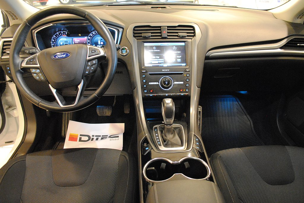 Ford Mondeo Business 2.0 TDCi 180 AWD Aut Kombi