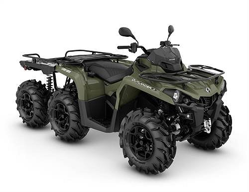 Can-Am Outlander 450 6*6 PRO