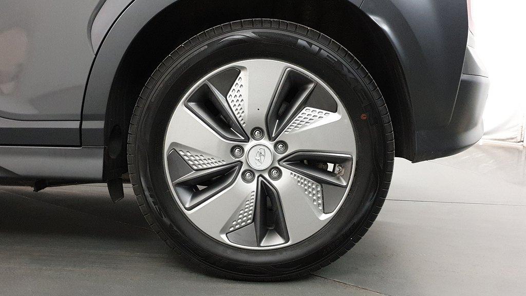 Hyundai Kona Electric Long Range 64kWh (204hk)