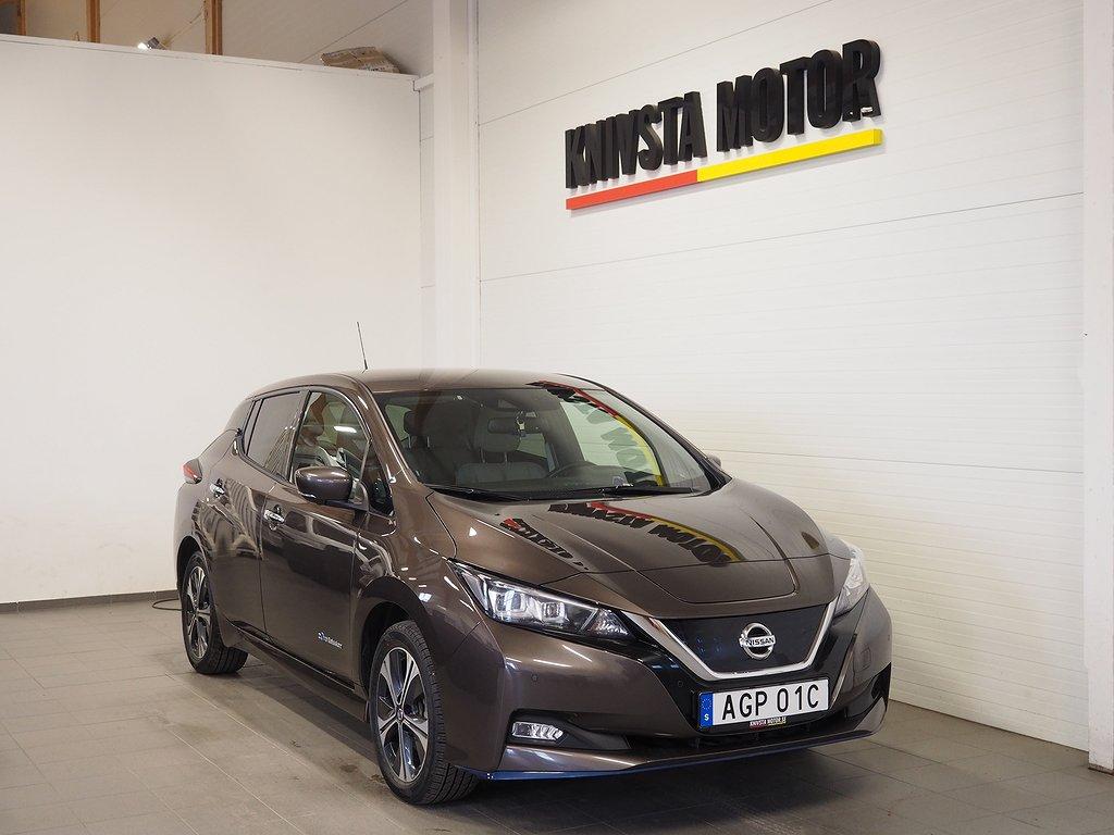 Nissan Leaf e+ 62 kWh TEKNA 2020