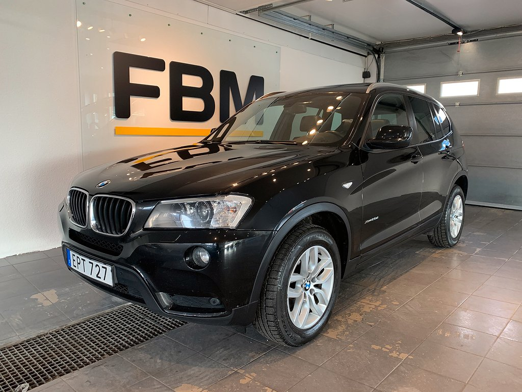 Bild för BMW X3