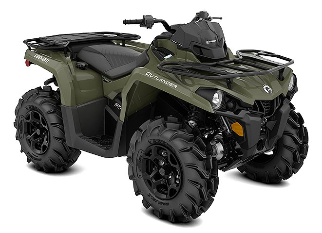 Can-Am Outlander 570 Pro Terräng. i lager