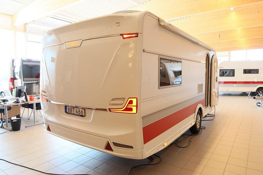 Husvagn, 1-axl Kabe Ametist 560 GLE KS 7 av 34
