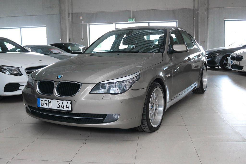 """BMW 520 i Sedan 170hk SKINN PDC NYSERVAD 18"""""""