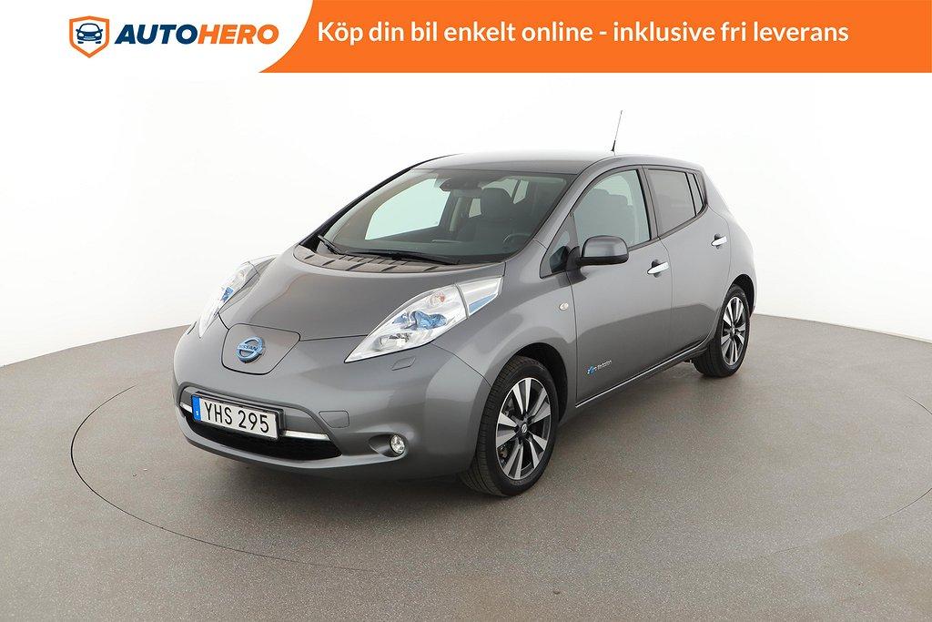 Nissan Leaf 30 kWh Tekna / GPS, 360 kamera