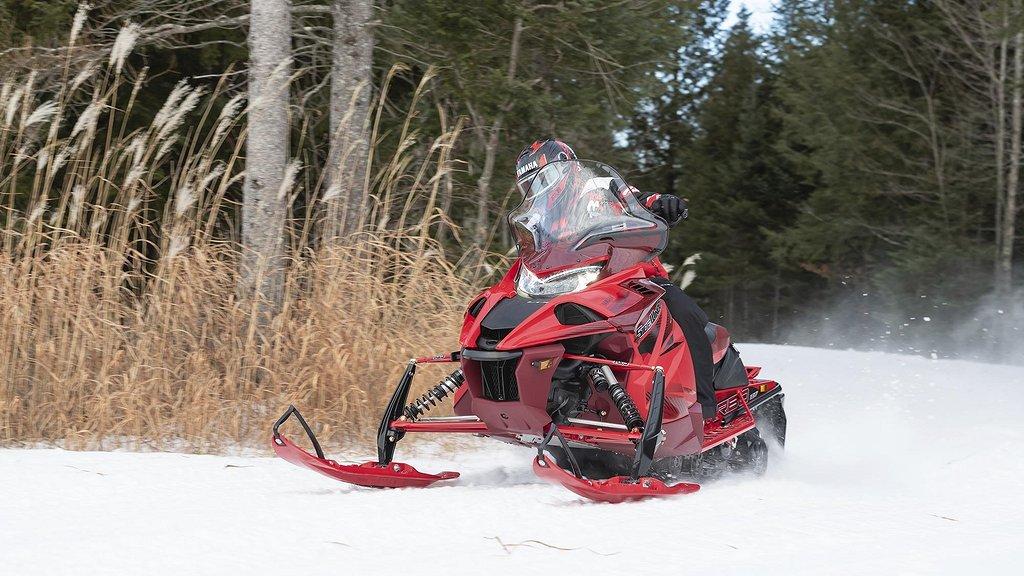 Yamaha Sidewinder L-TX GT 137 *Snowcash*