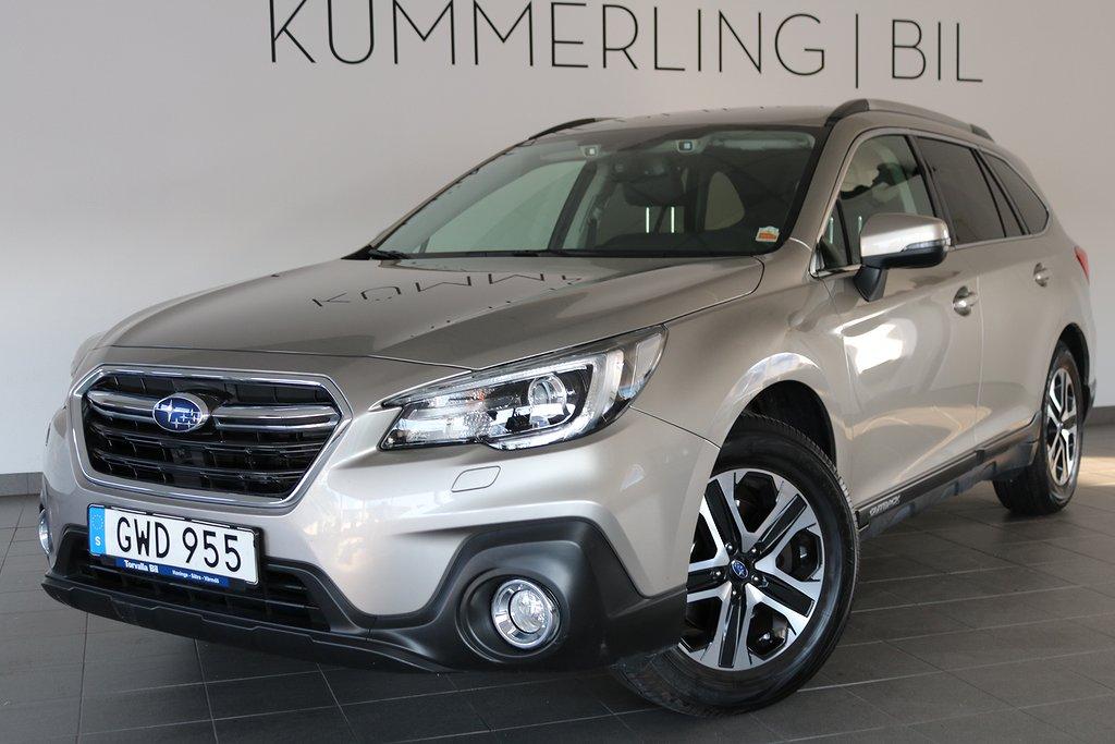 Subaru Outback 2.5 4WD Ridge 175hk Drag I Vhjul I Eyesight
