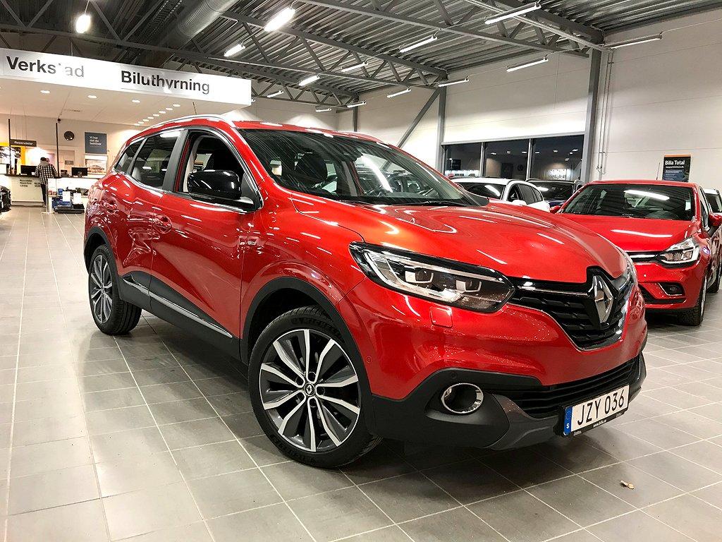 Renault Kadjar 1.6 dCi 130hk BOSE Edt 4x2
