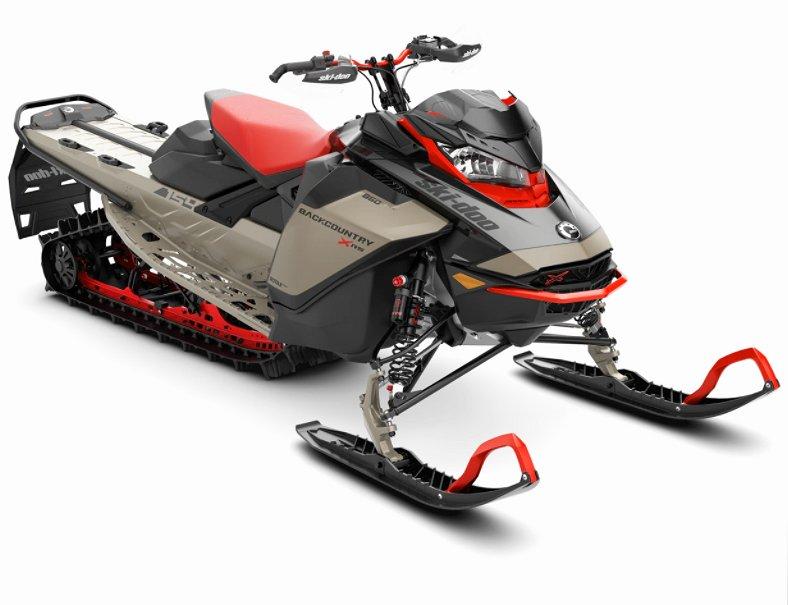 Ski-doo Backcountry XRS 850 E-Tec 154 -22 *Kampanj*