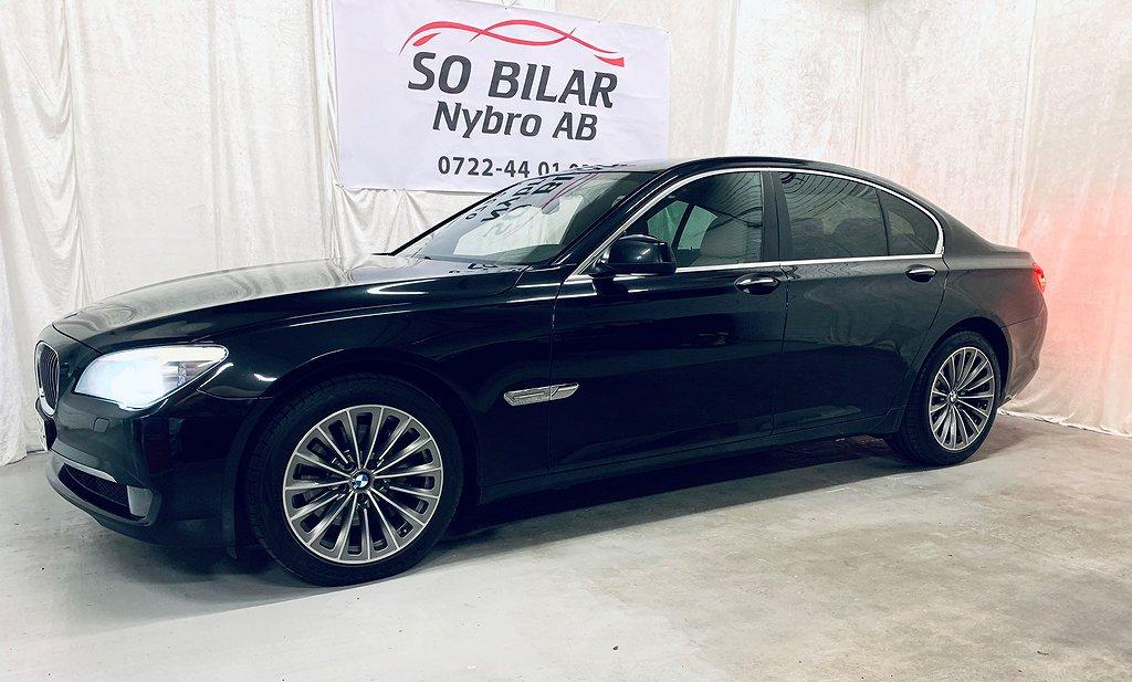 BMW 730 d Steptronic 245hk