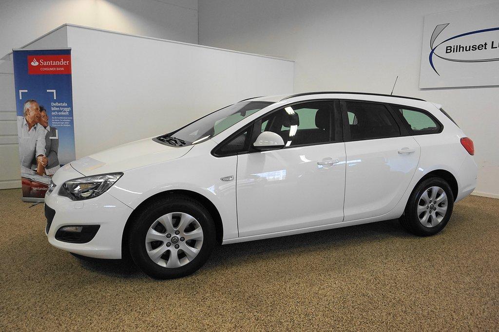 Opel Astra Sports Tourer 1.6 CDTI Euro 6 110hk