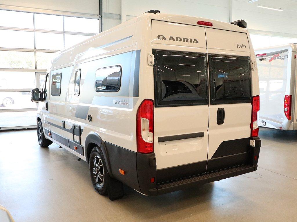Adria Twin Supreme 640 SLB *Långbädd*ALDE*Automat - Adria