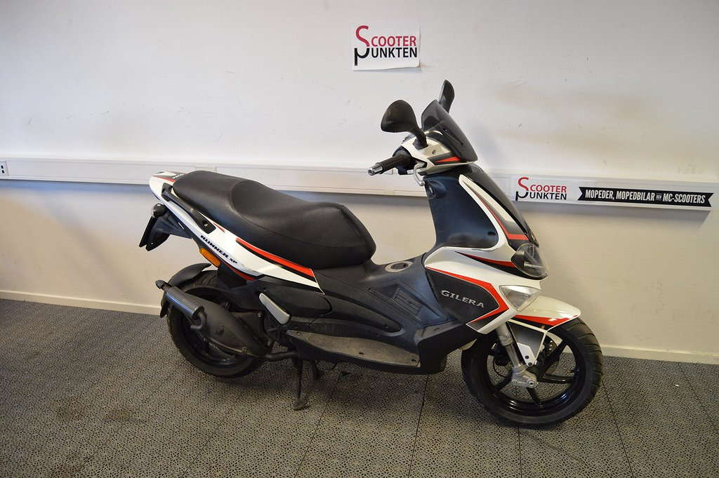 Gilera Runner 50 SP purejet **klass:1**