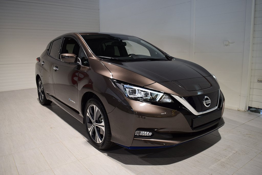 Nissan Leaf 62kwh Tekna e+ Apple Carplay 2020