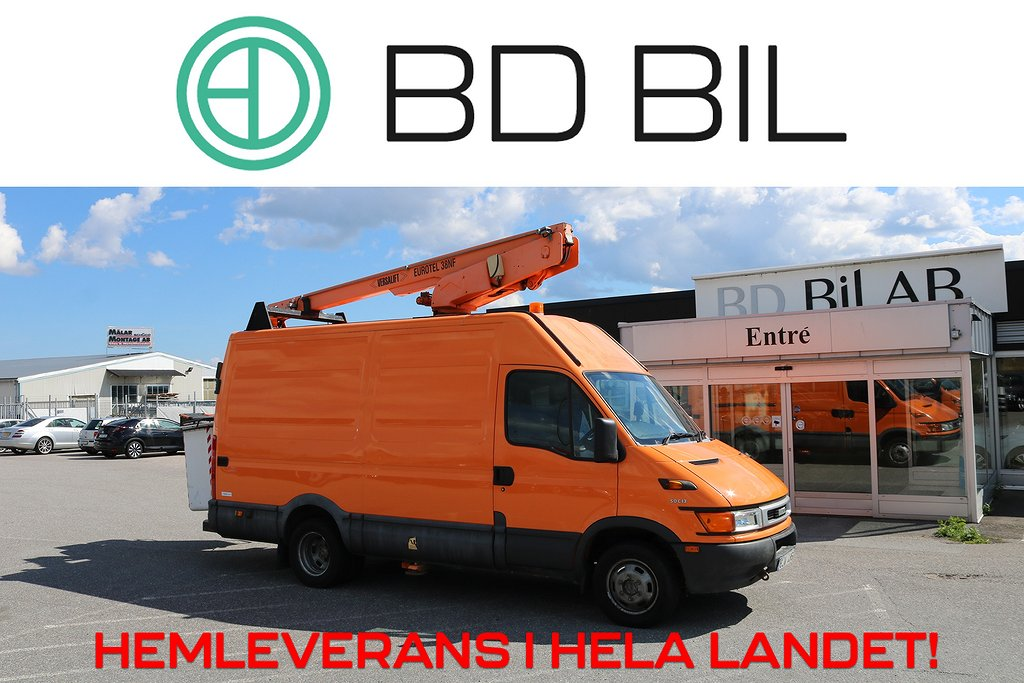 Iveco Daily Chassis 2.8 D 125HK NY BES SKYLIFT