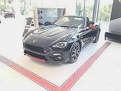Abarth 124 Spider 1.4 M-air 170hk