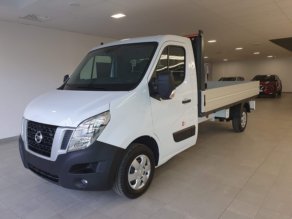 Nissan NV400 CHASSI CAB 2.3 DCI