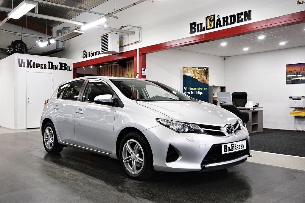 Toyota Auris 1.6 132hk Kampanj ränta 1,95%