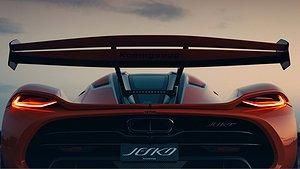 Koenigsegg Jesko. Foto: Koenigsegg
