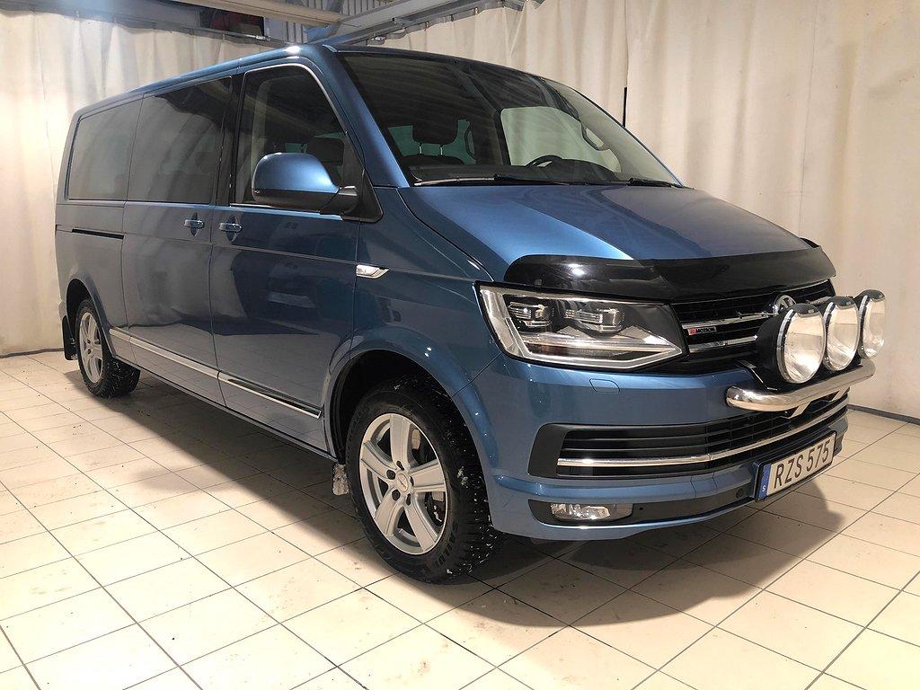 Volkswagen Multivan 2.0 TDI 4Motion LÅNG. V-hjul dubb