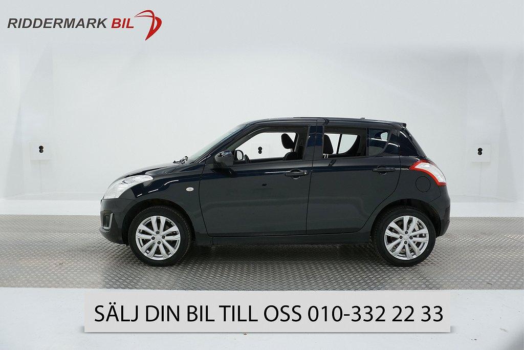 Suzuki Swift 1.2 4x4 5dr (94hk)