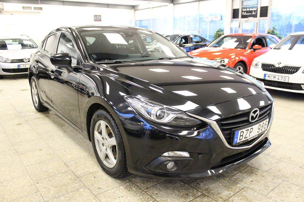 Mazda 3 Sport 2.0 SKYACTIV-G  165hk Nyservad