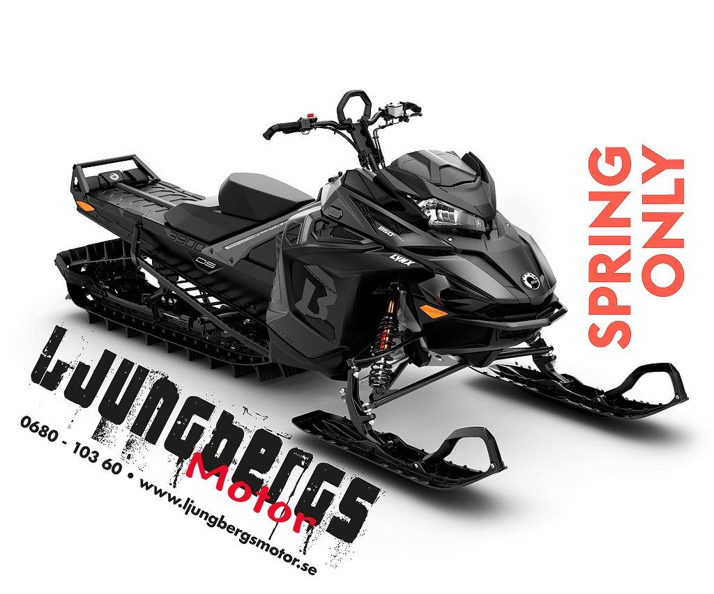 Lynx Boondocker 3900 DS 850 Black Edition 2021