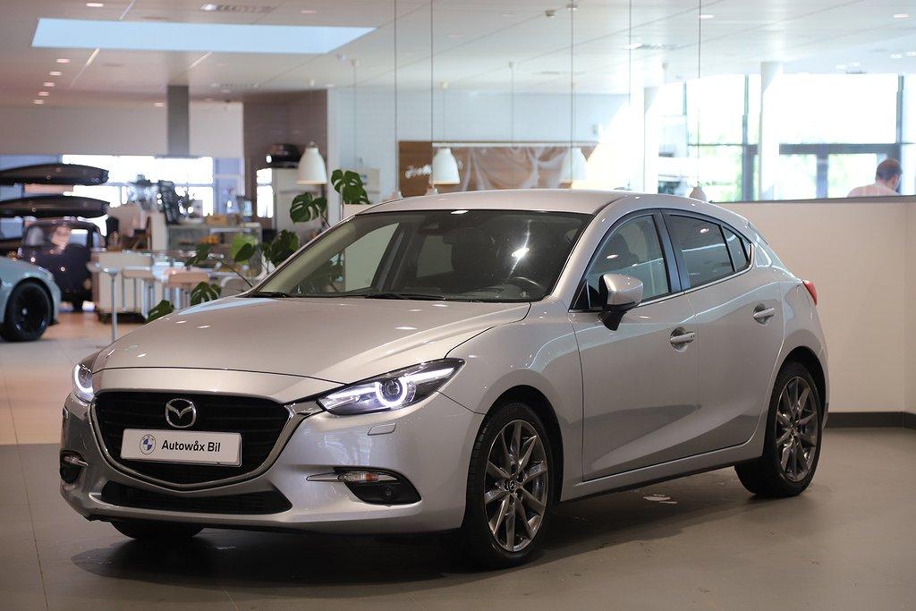 Mazda 3 Sport 2.2 SKYACTIV-D 150hk - Autowåx Bil AB