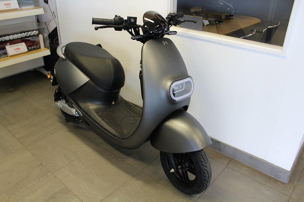 LV Demokampanj S3 El-moped Eu. Bosch+Samsung Klass 1