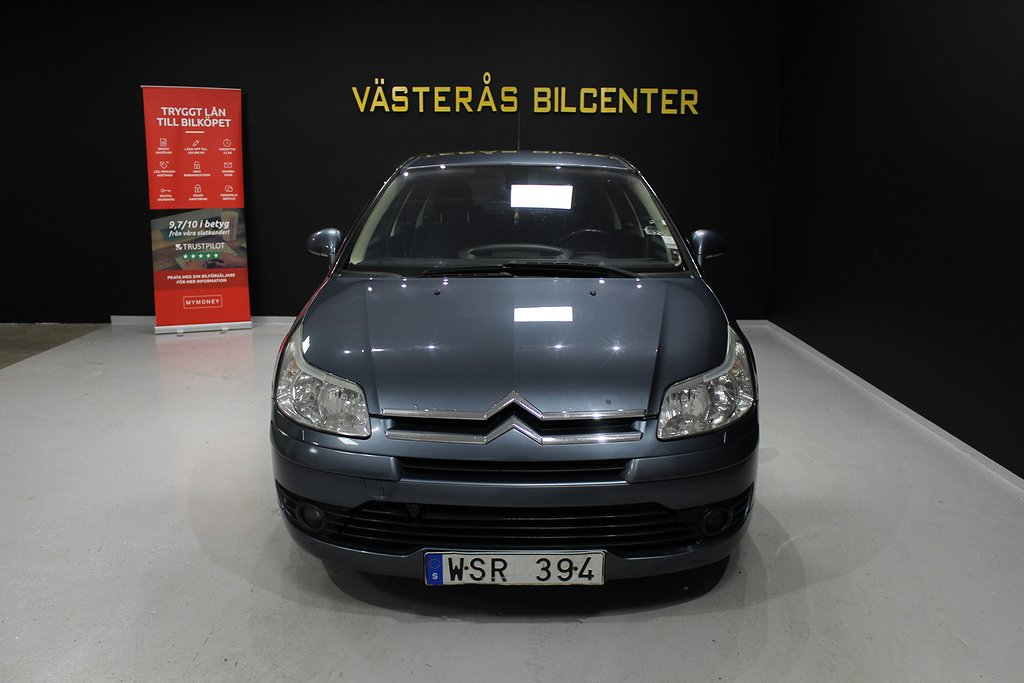 Citroën C4 2.0 136hk